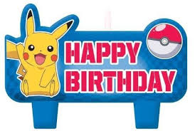 happy birthday pixel pokémon amino