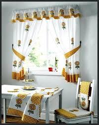 gardinen küche modern fenster gardinen kuche om13 info