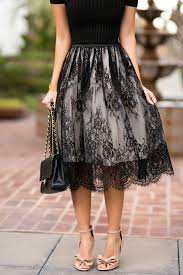 lace skirt fashion lace and locks los angeles fashion
