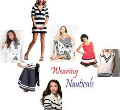 nautical chic attire nautical fashion