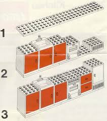 lego kitchen lego kitchen instructions 269 building set with people