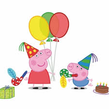 peppa pig party peppa pig birthday clipart 34