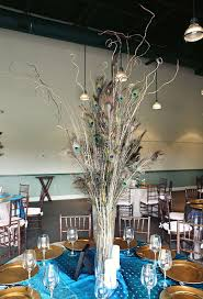 Peacock Feather Centerpieces by 113 Best Peacock Decorating Ideas Images On Pinterest Peacock