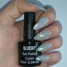 bluesky ks2238 bedazzled uv led soak off gel nail polish 10ml free
