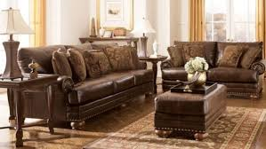 Distressed Leather Upholstery Fabric Impressive Living Room Sofa Sets On Distressed Leather Upholstery