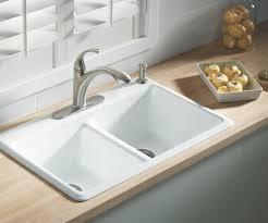 Kohler Kitchen Sink Faucet Kohler Kitchen Sinks In Compelling Kohler Vault 35 3 4 X 24