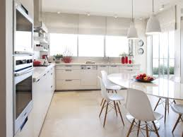 sleek kitchen chairs best 25 leather dining chairs ideas on