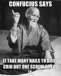 Confucius Meme - quotesconfucius say funny quotes confucius happy birthday hak660 com