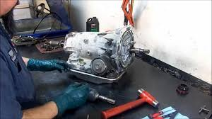 4l60e transmission teardown inspection transmission repair youtube