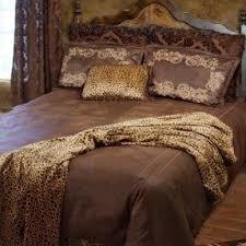 Western Duvet Covers Leopard Bedding Sets Foter
