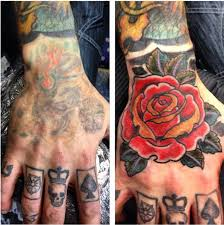 lal hardy turns tattoo disasters into masterpieces at new wave