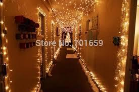10m 33ft100 leds 12v string silver copper wire led light great for