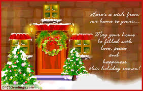 wish your cousins free from our home to yours ecards greeting