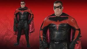 Halloween Costume Rent Authentic Robin Costume