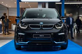 new bmw i3 and sportier i3s on show at the 2017 frankfurt motor