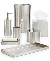 Ralph Lauren Bathroom Accessories by Bathroom Accessories And Sets Macy U0027s