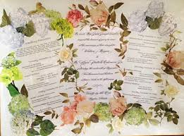 wedding platters decoupage wedding invitation plates leslie linsley nantucket