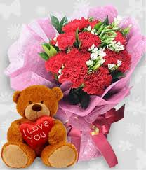bears delivery teddy bears images with flowers wallpaper simplepict