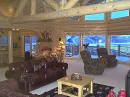 Interior Designs Breathtaking Log Cabin Homes Interior For Bedroom - Log home interior designs