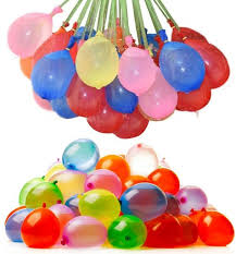 water balloons 111pcs bag water balloons bunch filled with water balls