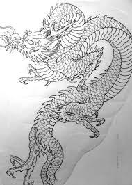 28 japanese dragon tattoos designs
