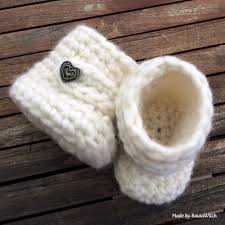 ugg crochet slippers sale crochet baby uggs by bautawitch free pattern works perfectly
