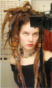 installing extension dreads in short hair dreadlocks drums adelaide dreadlocks adelaide hair extension