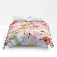 Light Comforters Purple Roses And Light Comforters Artistic Bedrooms Pinterest