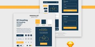 latest free ui kits from 2017