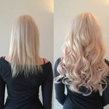 curly hair extensions before and after hair extensions federico