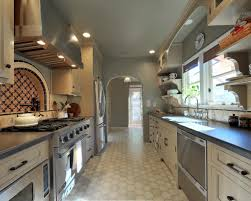 Remodeling A Galley Kitchen Wonderful How To Decorate A Galley Kitchen How To Decorate A