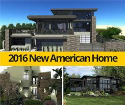 Top 7 Design Ideas from The 2016 New American Home