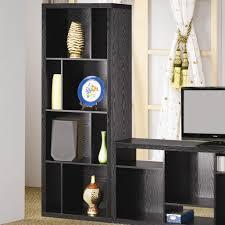 furniture home black metal bookcase 91coaster bookcase new