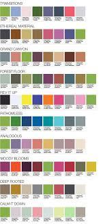 2017 color pallets pantone color of the year 2017 kdv label
