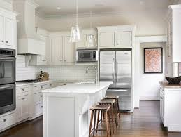 pictures of white kitchen cabinets with island stunning white kitchen design with white shaker