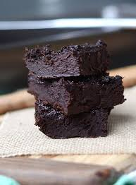 flourless protein brownies just 5 ingredients vegan so fudgy