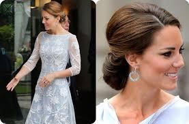 Hochsteckfrisurenen Dutt Selber Machen by Royal Baby Herzogin Kate Und Prinzessin Trendfrisuren