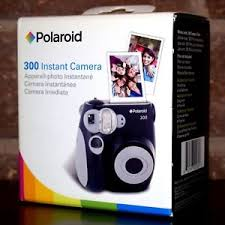 polaroid instant 300 new polaroid pic 300 instant black standard packaging