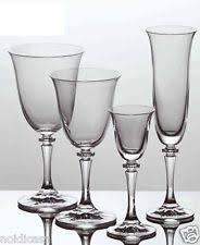 bicchieri boemia bicchieri cristallo bohemia in vendita ebay