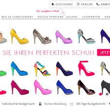 Individuelle K Hen Online Dienste Auf Diesen Portalen Werden Sie Zum Schuh Designer