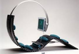 Funky Armchairs True Nerd Style 24 Funky And Bizarre Chairs Walyou
