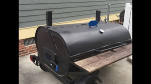 custom bbq grills and smokers youtube