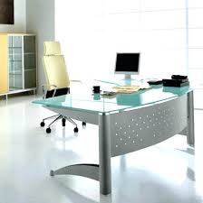 Home Office Desk Design Modern Desk Home Office Glass Desks Design Ideas Designer