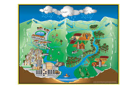 Iupui Map Lost And Puget Sound U003c Br U003ehow We Followed The Rain And Found Our