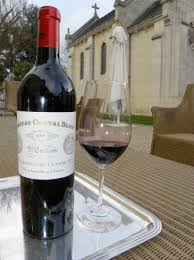 learn about chateau cheval blanc cheval blanc st emilion bordeaux wine silk velvet