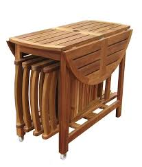folding wooden tables and chairs home act
