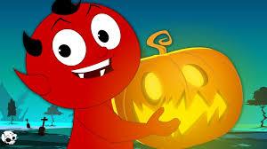 jack o u0027lantern halloween song for children and kids youtube
