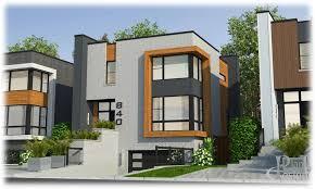 plans design maison plain pied design plan de avec garage newsindo co