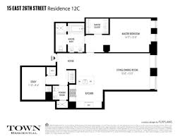 Madison Residences Floor Plan by 15 Madison Square North Nyc Apartments For Sale And Rent Citty