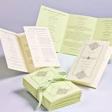 wedding program fan wording best 25 wedding programs wording ideas on wedding